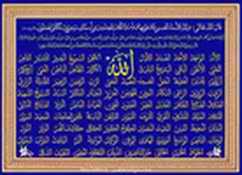 معارف نت : پیوند اسماء الهی با مضامین آیات در سوره آل عمران