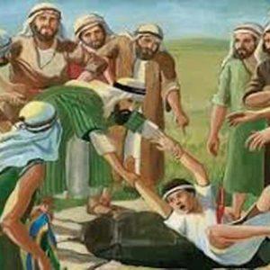 رمزگشایی ضمائر فاعلی و مفعولی فعل لم اخنه در آیه ۵۲ سوره یوسف